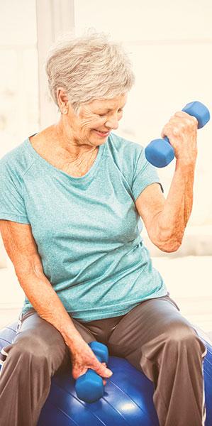 Customized Wellness Training