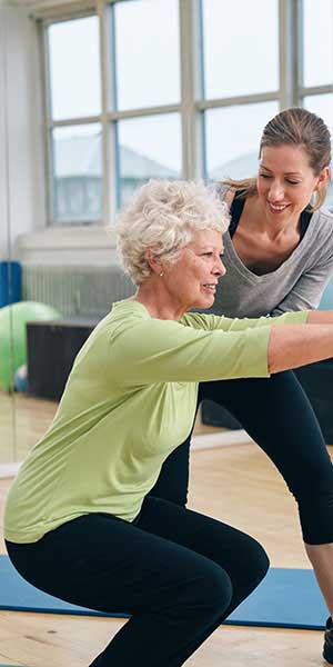 Fall Prevention and Balance